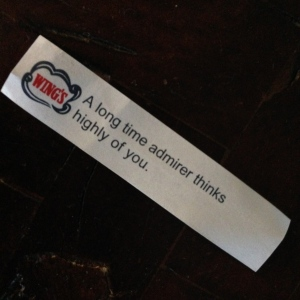 Interesting Fortune