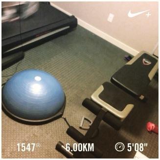 Late Night Circuit Workout