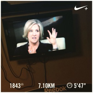 Running with Brené Brown